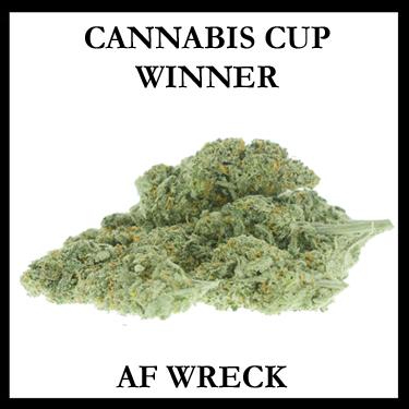 AF Wreck Cup Winner