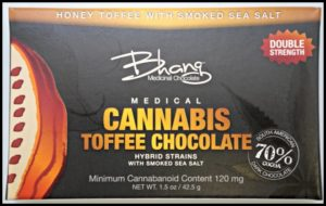Bhang Toffee Chocolate