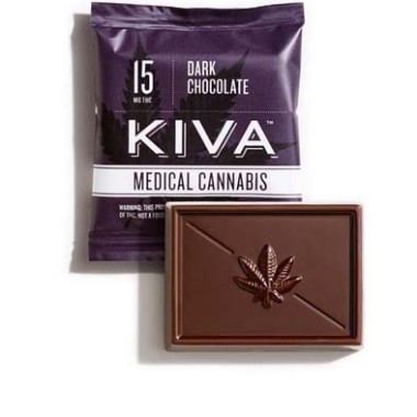 Kiva Dark Chocolate Minis