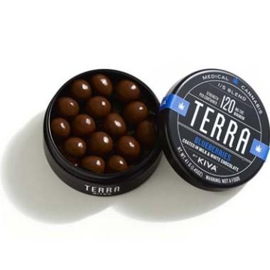 Kiva Blueberry Terra Bites