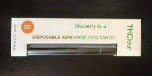 Blueberry Kush 1000mg